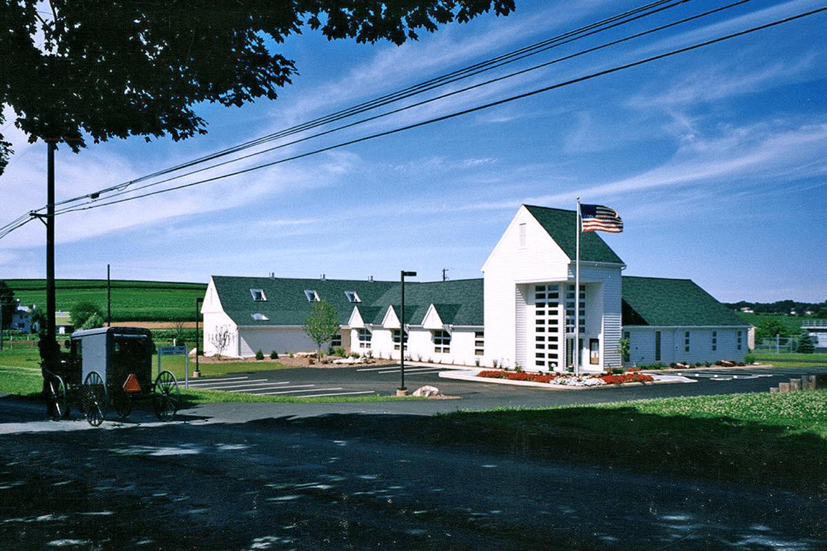 Leacock Pennsylvania Town Hall