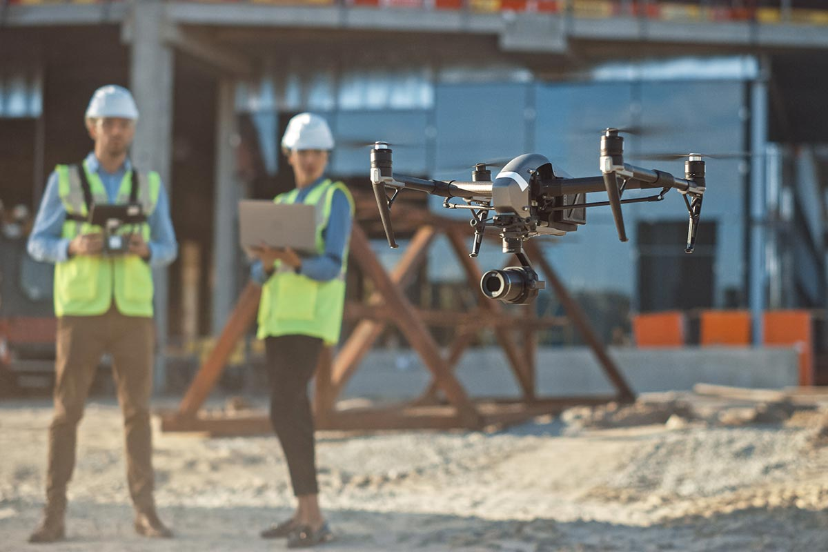 Drone Use Takes Off